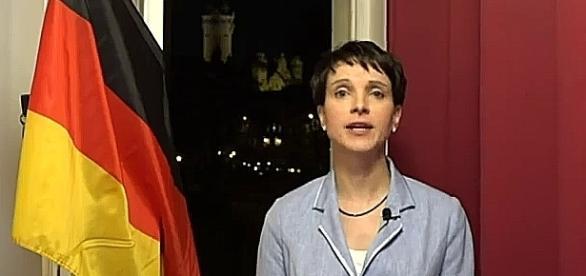 Piękna, mądra i odważna szefowa AfD Frauke Petry – inna twarz Niemiec