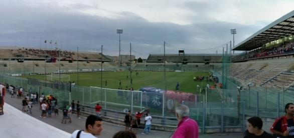 Sconfitta pesante per il Taranto al Degli Ulivi; sabato allo Iacovone (foto) il derby con il Foggia.