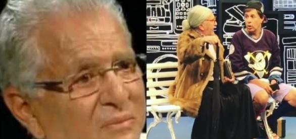 Carlos Alberto de Nóbrega e a velha surda - Google