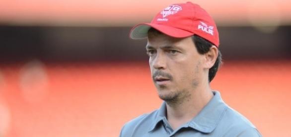 Fernando Diniz, um dos principais técnicos do Campeonato Paulista 2017