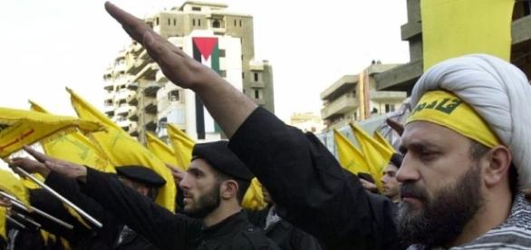 Grupo Hezbollah (Via: The Times of Israel)