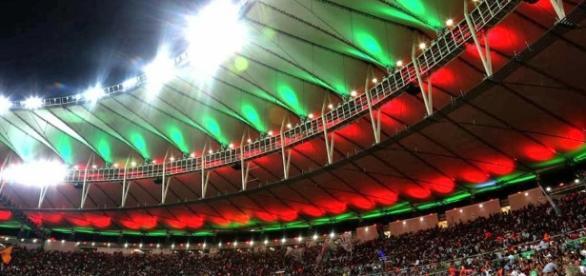 Maracanã pode ser o palco da estreia do Fluminense na Sul-Americana (Foto: Arquivo)