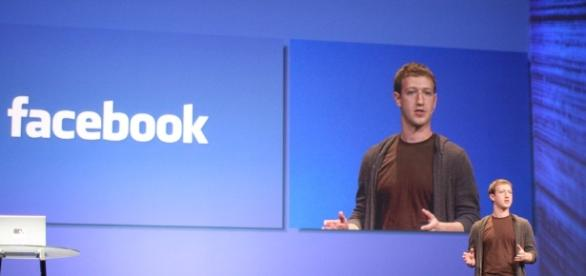 Mark Zuckerberg, photo credit to Brian Solis,via www.briansolis.com and bub.blicio.us