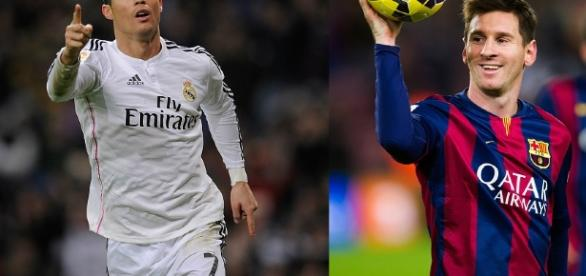 Messi vs. Ronaldo 2014-15: Hat Tricks & More Broken Records; But ... - latinpost.com