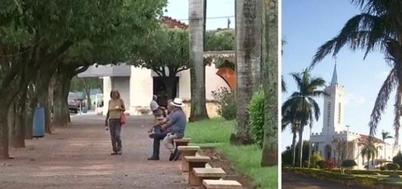 União Paulista é um desses oásis de sossego
