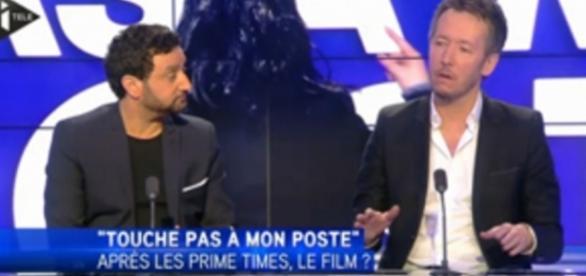 C. Hanouna et J-L Lemoine en duo pour l'écriture de TPMP le Film