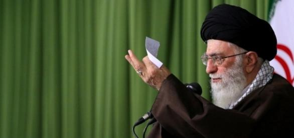 Irans Führer, Ayatollah Khamenei. (Foto: khamenei.ir / CC BY-SA 4.0)