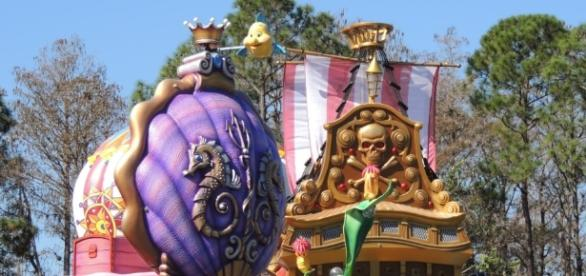 James White ill be part of the Magic Kingdom parade on February 6, 2017. (Photo by Barb Nefer)