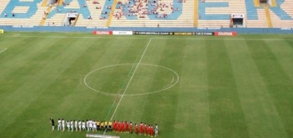 Jogo entre Audax e São Paulo teve o segundo pior público da rodada