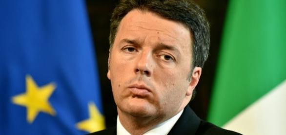 Matteo Renzi, segretario uscente del Pd.