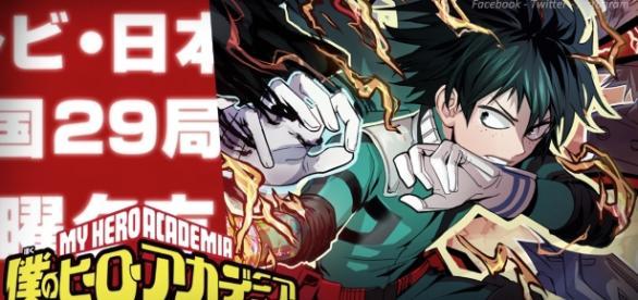 'My Hero Academia Season 2': fecha de estreno y parte del primer capitulo