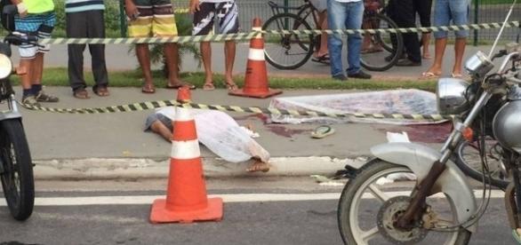 Ondas de crime assustam moradores da grande Vitória.