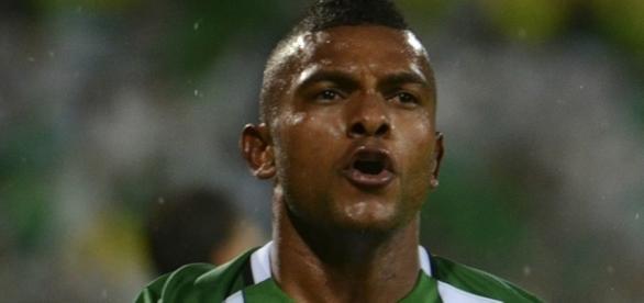 Palmeiras está próximo de oficializar a contratação do atacante Miguel Borja (Reprodução/FOX Sports)