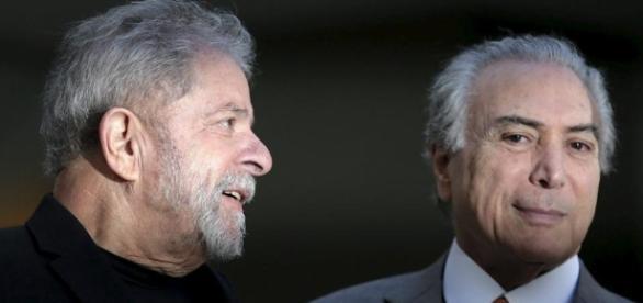 Possível diálogo entre Lula e Temer não é aprovado pela maioria, segundo enquete