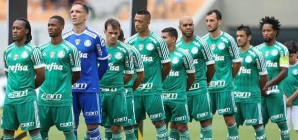 Primeiro problema para o Palmeiras em 2017