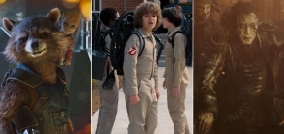 Trailers inéditos das próximas temporadas de seriados e sequências de filmes