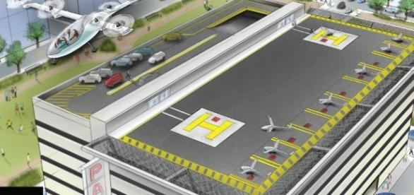Uber Hires Veteran NASA Engineer to Develop Flying Cars - Bloomberg - bloomberg.com