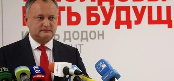 Who is Igor Dodon, the new Socialist president of Moldova?