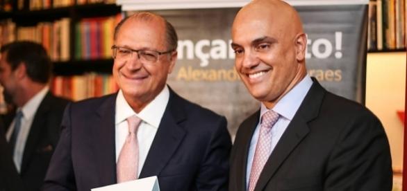 Alckmin pode ter conseguido aliado no STF