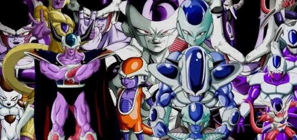 Dragon Ball Super Frost, La Raza de Freezer