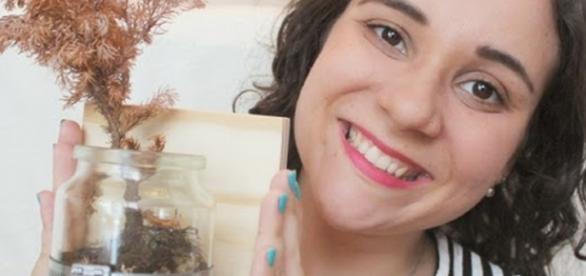 Juliana Amado, do blog Casa de Amados (Foto: Reprodução)