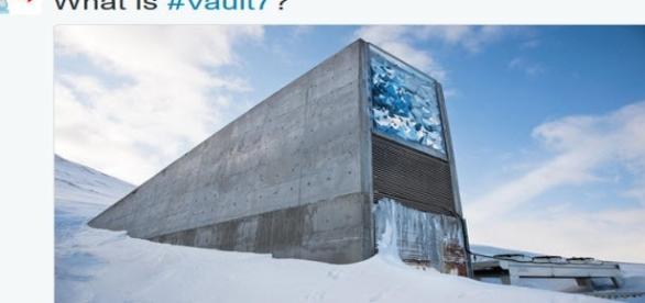 L'immagine di un tweet relativo al Vault 7
