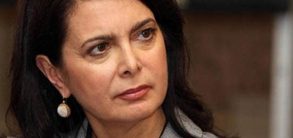 Laura Boldrini (Foto: terremarsicane.it)