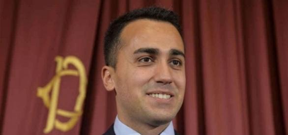 Luigi Di Maio, vice presidente della Camera e candidato premier 'in pectore' del M5S