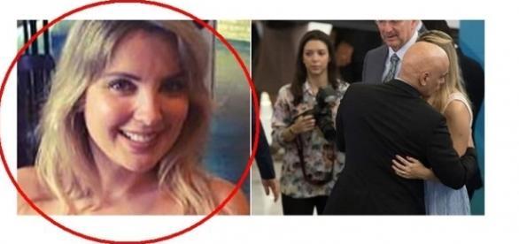 Marcela Temer em meio a decisão do presidente.