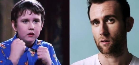 Matthew Lewis, o Neville Longbottom de Harry Potter. Reprodução: Youtube.