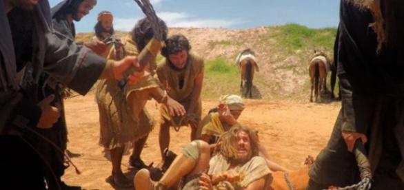 Otniel é levado como escravo por mercadores