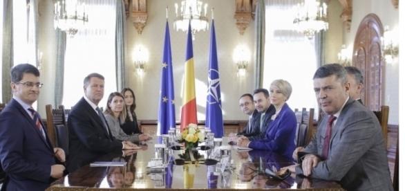 Președintele vrea un guvern PSD