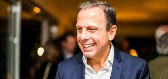 Prefeito da cidade de São Paulo, João Doria