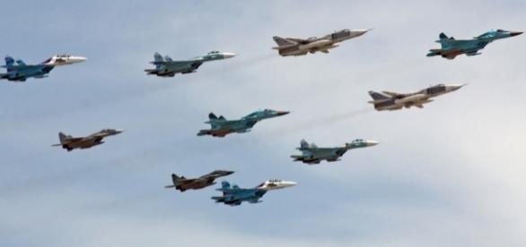 """Putin pregătește forțele aeriene din Rusia pentru """"vremuri de război"""" - Foto: Flickr"""