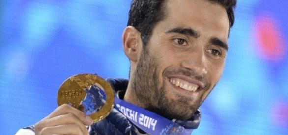 Sport national | Martin Fourcade, chef de file - lejsl.com