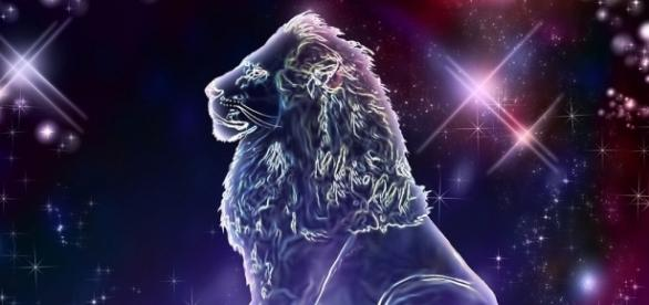 The Lion symbolizing Leo - sandyanastasi.com