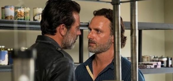 The Walking Dead 7x08: ¿Rick vs Negan en final de mitad de ... - peru.com