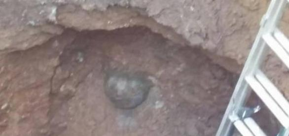 Bomba nazista com 150 quilos de explosivo da 2ª Guerra Mundial foi encontrada na Grécia