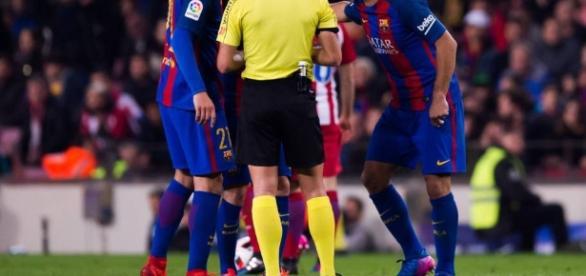 """Copa del Rey: Luis Suárez: """"Me río de la expulsión, parece que era ... - elpais.com"""