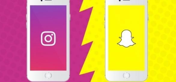 La nouvelle fonction Stories Instagram commence à faire de l'ombre à Snapchat !