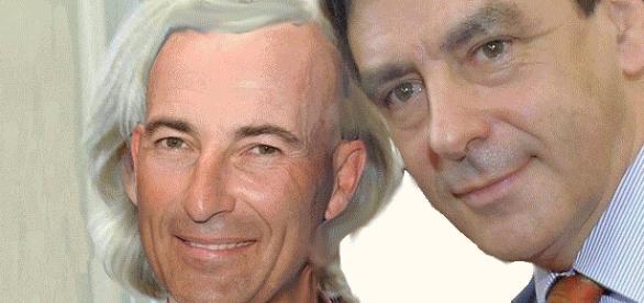 Nicolas Canteloup serait parfaite en Première dame à l'Élysée et François Fillon pourrait même s'en trouver très satisfait