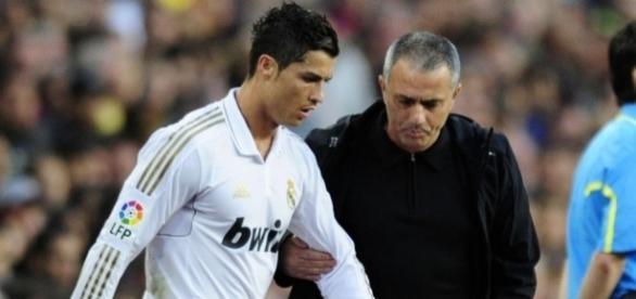 Real Madrid : José Mourinho règle ses comptes avec Cristiano ... - eurosport.fr
