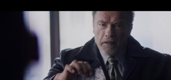 Arnold Schwarzenegger from 'Aftermath' (Image credits: Screencap from youtube.com/Arnold Schwarzenegger)