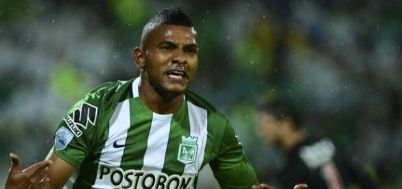 Borja deve ser o novo reforço do Palmeiras