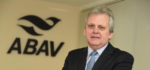 Edmar Bull, presidente da ABAV Nacional / divulgação