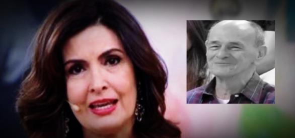 Fátima Bernardes revela preocupação com pai - Google