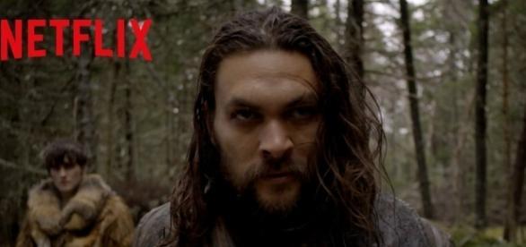 Jason Momoa (Game of Thrones) e Landon Liboiron (Hemlock Grove) estrelam Frontier