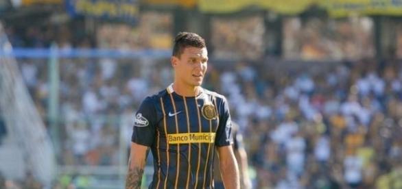 Grêmio negocia a contratação do volante Damián Musto (Reprodução/Olé)