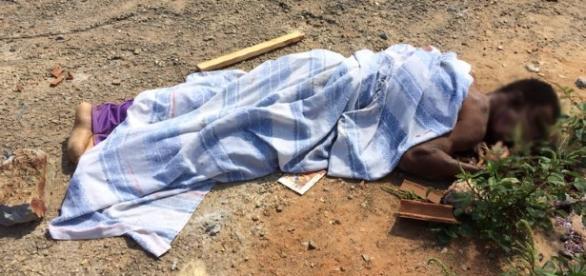 Homem acusado até a morte no Acre ... - com.br