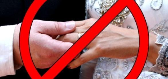 Motivos para rejeitar um pedido de casamento